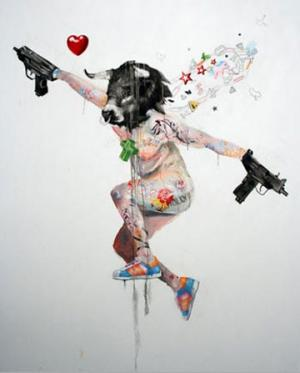 Antony Micallef, Uzi Lover 2