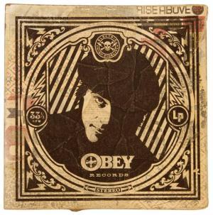 Shepard Fairey, Verlaine Album Cover HPM