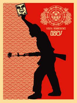 Shepard Fairey, Visual Disobedience