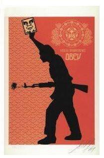Shepard Fairey, Visual Disobedience Small