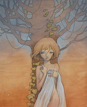 Audrey Kawasaki, Waiting