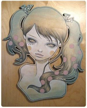 Audrey Kawasaki, Watching You