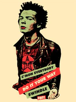 Shepard Fairey, Your Way 2
