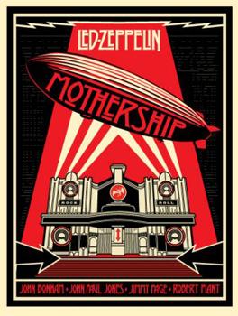 Shepard Fairey, Zeppelin Mothership