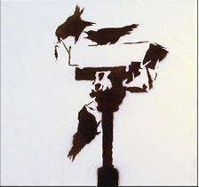 Banksy, Angry Crows