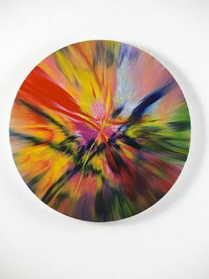 Beautiful Quantum Mystical Third Eye Painting