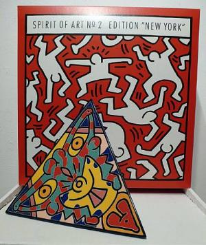 """""""No 2 Spirit of Art, New York-Tribeca"""" Tribeca Box"""