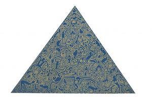 Pyramid (Blue)