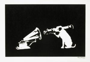 Banksy, HMV Unsigned