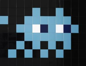 Invader, Big Blue
