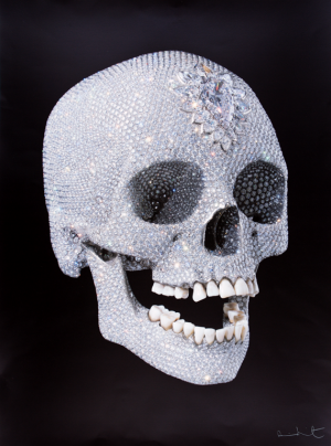 Damien Hirst, For the Love of God, The Diamond Skull