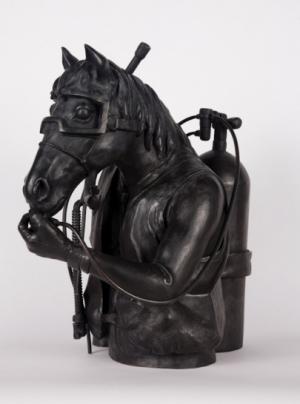 Faile, Bronze Scuba Horse