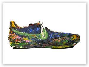 MBW Shoe Green