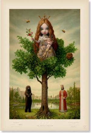 The Tree of Life Lithograph