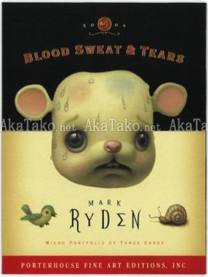 Blood Sweat & Tears Micro Portfolio