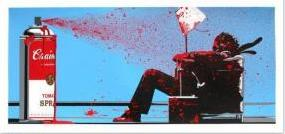 Mr. Brainwash, Max Spray