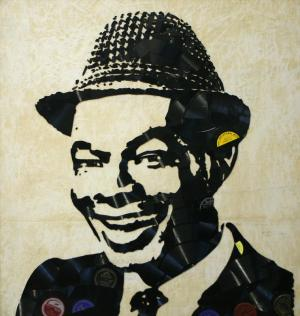 Mr. Brainwash, Nat King Cole 