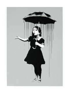 Banksy, Nola Grey Rain
