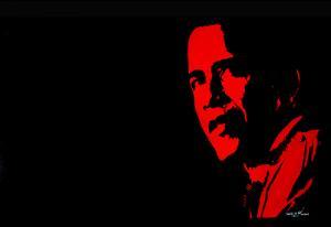 Blek le Rat, Obama red