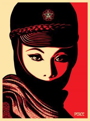 Shepard Fairey, Mujer Fatal