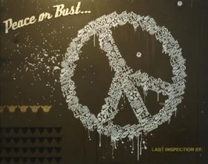 D*Face, Peace Or Bust