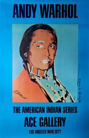 The American Indian series, Ace Gallery