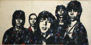 Mr. Brainwash, Rolling Stones