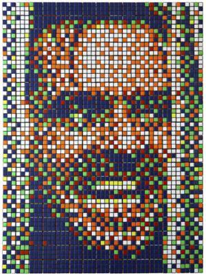 Invader, Rubik Kubrick