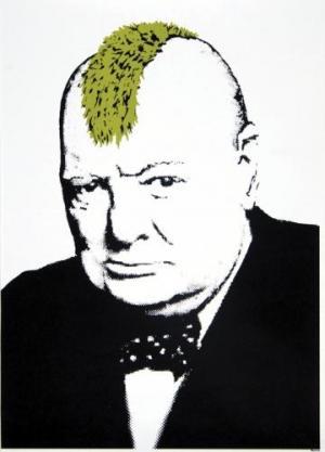 Banksy, Turf War