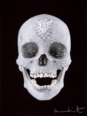 Damien Hirst, For the Love of God, Believe