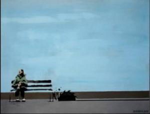 Weston-Super-Mare on Canvas