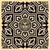 Venice Pattern Black